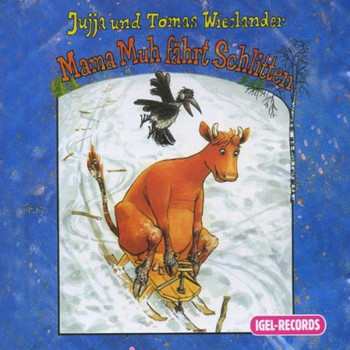 Biggi Wanninger - Mama Muh Fährt Schlitten