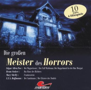 Various - Die Grossen Meister des Horrors/Box