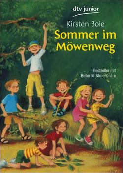 Sommer im Möwenweg - Kirsten Boie