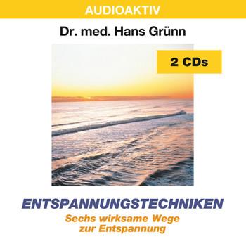 Entspannungstechniken. 2 CDs: Sechs wirksame Wege zur Entspannung