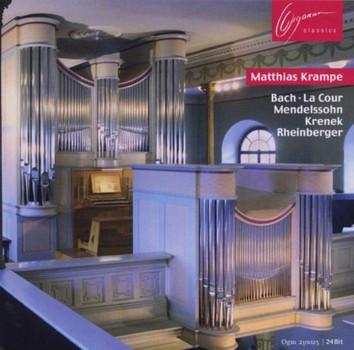 Matthias Krampe - Heintz-Orgel in Pinkafeld