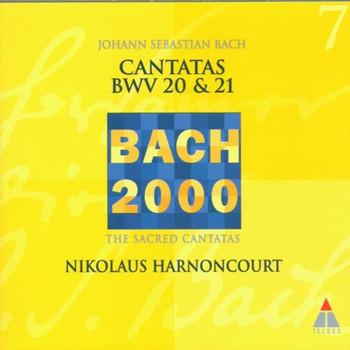 Harnoncourt - Bach 2000 (Kantaten BWV 20-21)