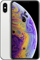 Apple iPhone XS 256GB plata
