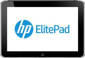 "HP ElitePad 900 10,1"" 64 Go [Wi-Fi + 3G] noir argent"