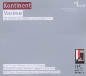 Grubinger - Kontinent Varèse