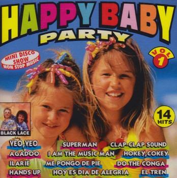 Various Artists - Happy Baby Party Vol.1
