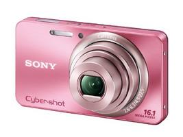 Sony DSC-W570P rose