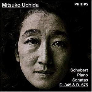 Mitsuko Uchida - Franz Schubert: Klaviersonaten D 845, 575
