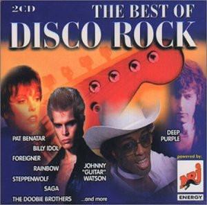 Various - Best of Disco Rock
