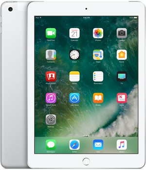 "Apple iPad 9,7"" 32GB [wifi + Cellular] zilver"