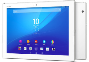 "Sony Xperia Z4 Tablet 10,1"" 32GB [WiFi + 4G] bianco"