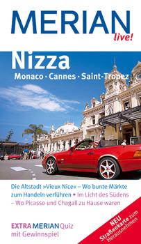 Nizza, Monaco, Cannes, Saint-Tropez (Merian live) - Gisela Buddée