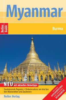 Nelles Guide Myanmar: Burma - Helmut Köllner [Auflage 2012]