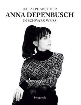 Das Alphabet der Anna Depenbusch in schwarz-weiß [Taschenbuch]