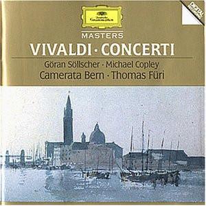 Söllscher - Masters - Vivaldi (Concerti)