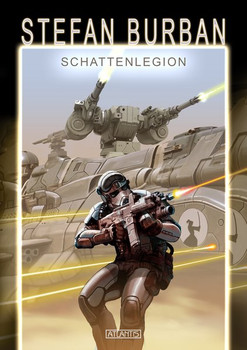 Das gefallene Imperium 4: Schattenlegion - Stefan Burban  [Taschenbuch]