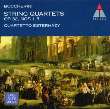 Quartetto Esterhazy - Streichquartette 1-3