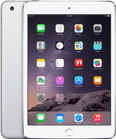 "Apple iPad mini 3 7,9"" 128GB [WiFi + cellulare] argento"