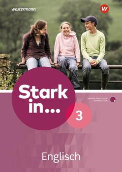 Stark in ... Englisch. Arbeitsheft 3 mit Audio-CD [Taschenbuch]