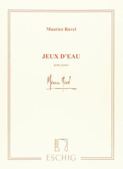 Jeux d'eau - Piano - Ravel, Maurice