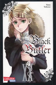 Black Butler: Band 20 - Yana Toboso [Taschenbuch]