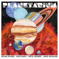 Stevens,Sufjan/Dessner,Bryce/Muhly,Nico/McAlister, - Planetarium
