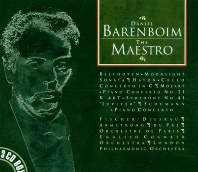 Various Orchestras - Daniel Barenboim/the Maestro