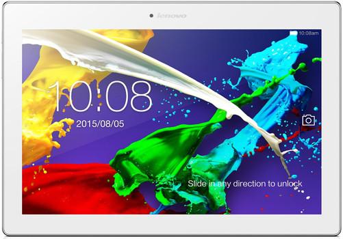 """Lenovo Tab 2 A10-70 10,1"""" 16 Go eMMC [Wi-Fi] blanc perle"""