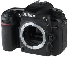 Nikon D7500 body noir