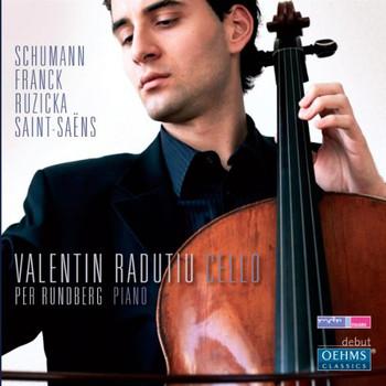 Valentin Radutiu - Werke für Cello & Klavier