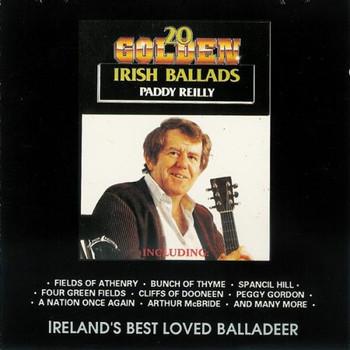 Paddy Reilly - 20 Golden Irish Ballads