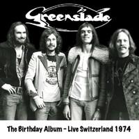 Greenslade - Birthday Album - Live Switzerland 1974