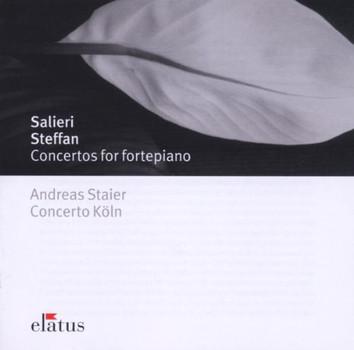 Andreas Staier - Konzerte für Fortepiano