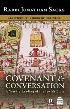 Covenant & Conversation Vol III: Leviticus, the Book of Holiness - Sacks, Rabbi Jonathan