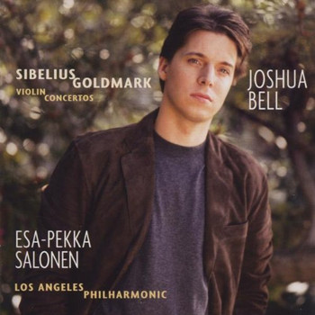 Bell - Sibelius/Goldmark: Violin Concertos [UK-Import]