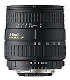 Sigma 28-105 mm F3.8-5.6 ASL IF UC III 62 mm Obiettivo (compatible con Canon EF) nero