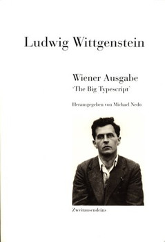 The Big Typescript: Wiener Ausgabe - Ludwig Wittgenstein