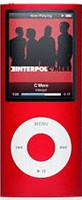 Apple iPod nano 4G 8GB rosso [(PRODUCT) RED Special Edition]