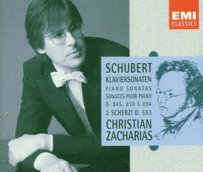 Christian Zacharias - Klaviersonaten und Klavierstücke