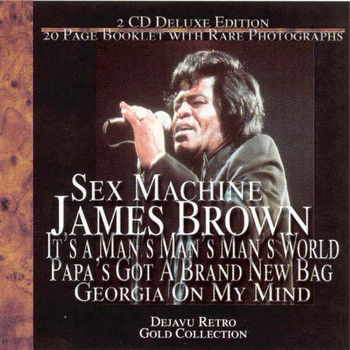 James Brown - James Brown Gold Collection