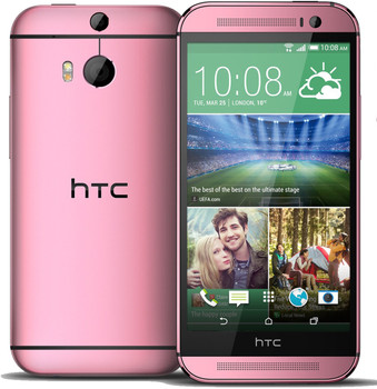 HTC One (M8) 16GB zilver