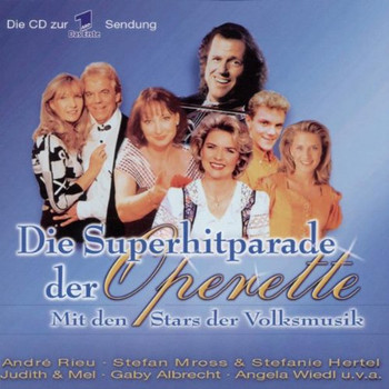 Various - Die Superhitp.d.Operette mit d