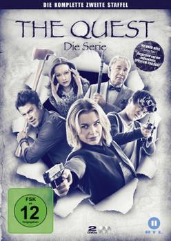 The Quest - Die Serie, die komplette zweite Staffel [2 Discs]