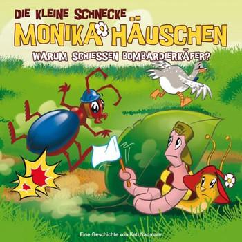 die Kleine Schnecke Monika Häuschen - 20: Warum Schießen Bombardierkäfer?
