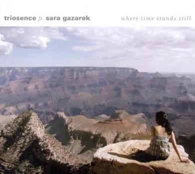 Triosence Feat.Sara Gazarek - Where Time Stands Still