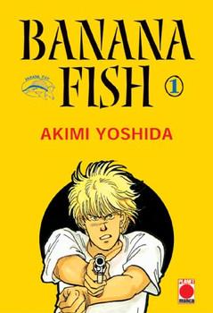 Banana Fish: Band1 - Akimi Yoshida