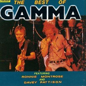 Gamma (Feat.Ronnie Montrose) - Best of Gamma