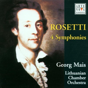 Georg Mais - Sinfonien