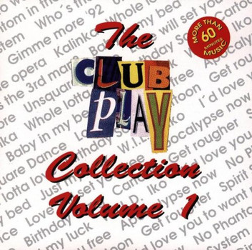 Clubplay - Collection Vol.1