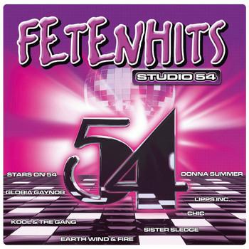 Various - Fetenhits Studio 54